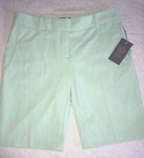 Vince Camuto NWT 0 Mint Green Stretch Polyester Shorts Downtown Oasis