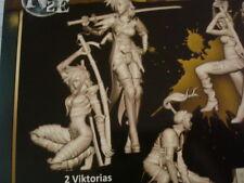 Malifaux Outcast 2 Viktorias plastic Wyrd miniatures 32 mm