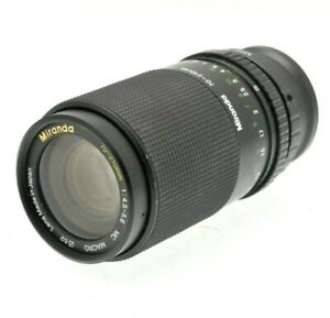MICRO 4/3 M43 fit 70-210mm (140-420mm) LENS PANASONIC LUMIX & OLYMPUS PEN M4/3