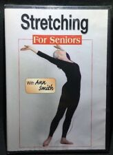 Stretching for Seniors with Ann Smith (DVD, 2005) - NEW REGION 1