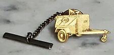 Vintage Joy Mining Machinery Employee Gold Tie Lapel Pin