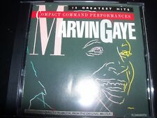 Marvin Gaye ‎– 15 Greatest Hits CD – Like New