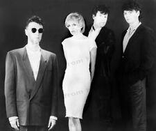 8x10 Print Talking Heads David Byrne Chris Frantz Tina Harrison 1978 #2017735