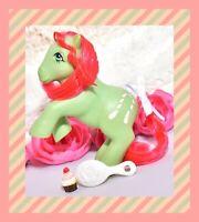 ❤️My Little Pony MLP G1 Vtg 1985 So Soft Skippity Doo DEFLOCKED Rearing Pony❤️