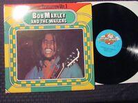 Bob Marley & The Wailers Reggae Revolution Vol 1 RE LP EX/VG+ Time Wind F50027