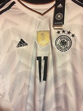 Adidas 2017 Germany Marco Reus #11 Home Jersey