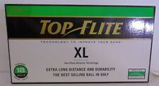 Spalding Top-Flite Xl Regular Trajectory Golf Balls Case of 18 New in Box