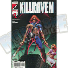 KILLRAVEN #1 VF-NM