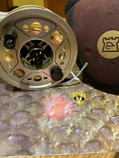 Hardy Gem Salmon Spey Fly Reel 10/11 with Floating Spey Line & Sink Tip