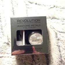 Makeup Revolution Awesome Metals Eye Foils Liquid Primer Rose Gold 3 Options Pure Platinum Flat Packed