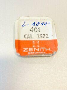ZENITH 2572  Albero di carica Tige Winding stem Aufzugwelle