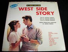 West Side Story Complete Show Album LP VG++