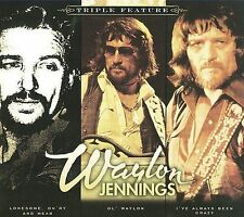 Triple Feature: Lonesome, On'ry and Mean/Ol' Waylon/I've Always Been Crazy...