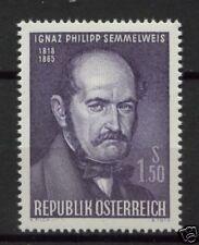 Autriche 1965 SG # 1455 Dr. I semmelweis neuf sans charnière