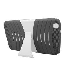 For Samsung Galaxy Tab 3 8.0 HYBRID Hard Gel Rubber KICKSTAND Case Phone Cover