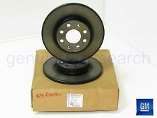 Genuine Vauxhall Corsa D, Brand New Front Solid Brake Discs (Pair) 93188916