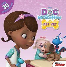 Doc McStuffins Pet Vet by Disney Book Group