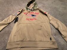 Patriots Nike Salute To Service Sweatshirt. Men's Large. New W Tags Other