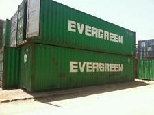 40ft Shipping & Storage Containers Cargoworthy (wind and watertight) - LONDON