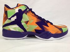 Nike Air Jordan XX9 Mens Shoes 11.5 Mandarin Poison Green Hare Bugs 695515-805