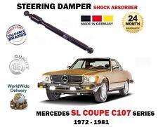 FOR MERCEDES SL C107 280 350 380 450 SLC 1972-> STEERING DAMPER SHOCK ABSORBER