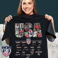 USA United States Women 2019 T Shirt Soccer Football