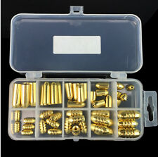 Brass Non-Lead Bullet Weights 50pcs 11oz