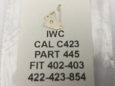 IWC CAL C423 PART 445 FIT 402-403-422-423-854