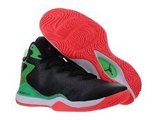 Nike Air Jordan Super Fly 3 Black/Infrared 23-Lt Green Spark 684933 030 SIZE 10