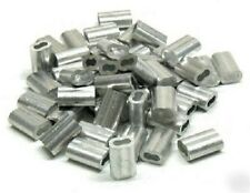 Aluminum cable snare sleeves per 1000