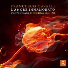 Francesco Cavalli: L'Amore Innamorato (Ltd. Deluxe Edition) CD plus Bonus DVD