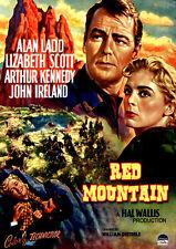 Red Mountain (DVD) Alan Ladd, Lizabeth Scott, Arthur Kennedy