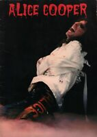 ALICE COOPER 1978 FROM THE INSIDE TOUR CONCERT PROGRAM BOOK BOOKLET / VG 2 NMT