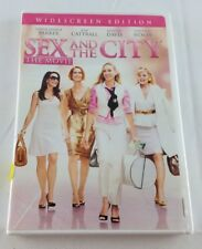 Sex and the City: The Movie DVD Brand New Sealed