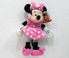 DISNEY TOPOLINO-MINNIE-CLUB HOUSE-SOFFICE PELUCHE-CM 30-ORIGINALE JOY TOY