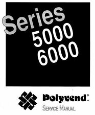 Polyvend Series 5000 6000 Service Manual (79 Pages)
