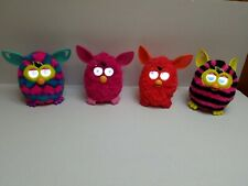 Furby boom Lot Of 4 [batteries included]