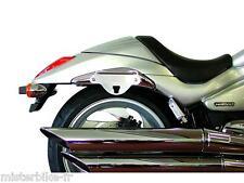 Kit de fixation de Sacoche cavalière Klicbag Chromé Suzuki VZ M1800R Intruder