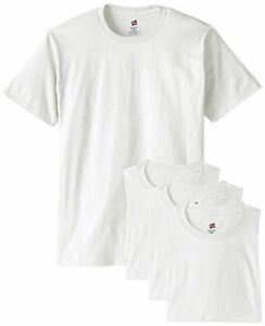New Hanes Youth 5480 ComfortSoft 100% Cotton T-Shirt (Pack of 4) Value Pack 5480