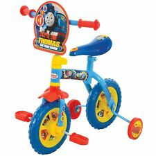 OFFICIAL THOMAS & FRIENDS 2 IN 1 TRAINING BIKE CHILDRENS 10 Inch WHEELS BOXED