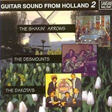 Various Artists - Guitar Sound From Holland 2 / Various [New CD]