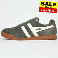 Gola Classics Harrier Mens Suede Leather Classic Casual Retro Trainers UK 8 Only