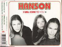 HANSON I Will Come To You CD Single