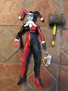DC Classics HARLEY QUINN Loose Figure Grodd BAF Wave 2 Batman Suicide Squad