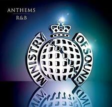 MINISTRY OF SOUND Anthems R & B 3CD NEW