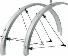 Bike Fender Chrome bretelles 26 in environ 66.04 cm Extra Large 26 X 2.125 Ballon Essieu Mount
