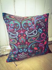 Linen Blend Handmade Decorative Cushions