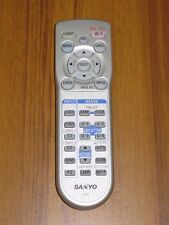 Genuine Sanyo CXSF Remote Control for PLV-Z3 LCD Projector