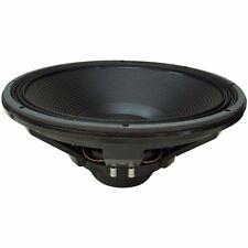 "BEYMA 18p1200nd/n 18"" Bass Loudspeaker driver 8 Ohm 1200w/2400w 25-2000 Hz"
