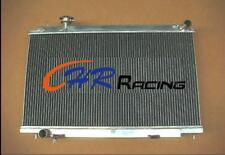 Aluminum Radiator for Nissan Fairlady 350Z Z33 2003-06 04 05 Manual MT 2005 2006